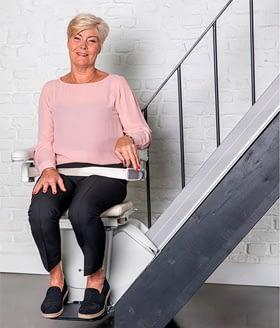 Treppenlift Armlehne
