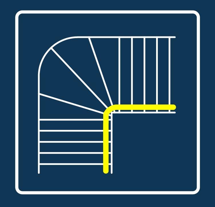 Missner-Viertelgewendelte-Treppe-mit-Kurve-Innenläufer